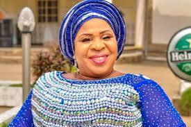 It's hard for actors to practise social distancing –Madam Saje