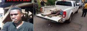 Ogun serial killer,  gunned down by police