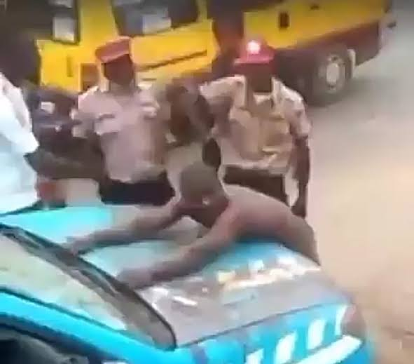 Tricycle rider attacked FRSC officials, arraigned in court (Video)