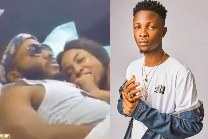 BBNaija 2020: Laycon doesn't really want you - Kidwwaya tells Erica (VIDEO)