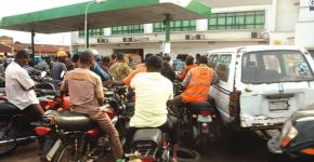Fuel scarcity looms in Lagos as NUPENG's talks with LASG end in deadlock