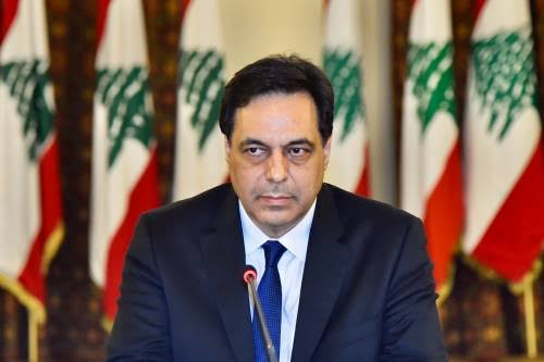 Lebanon's Prime minister Hassan Diab resigns after Beirut explosion