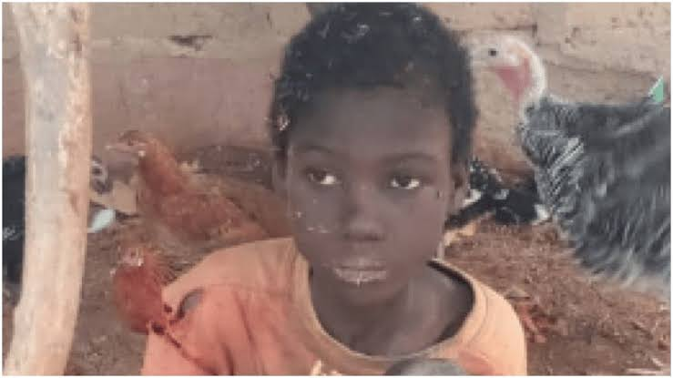 Father, stepmothers chain boy to animals for two years -2