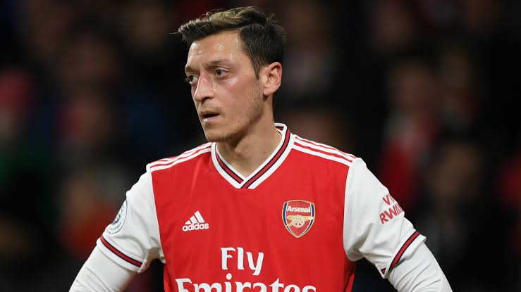 I'll decide when to leave Arsenal - Ozil