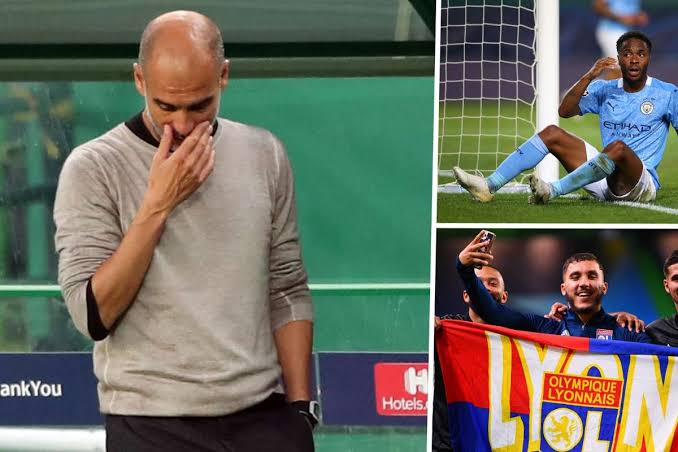 , Champions League: Why Man City lost to Lyon – Guardiola, Effiezy - Top Nigerian News & Entertainment Website
