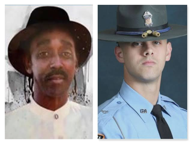 , Another Black man Roosevelt Lewis killed by White cop in America, Effiezy - Top Nigerian News & Entertainment Website
