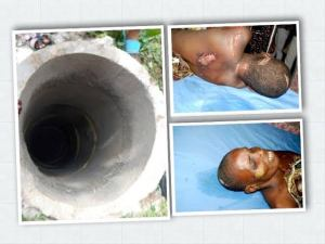 Nursing mother who was kidnapped, brutalised and kept in shallow well for 3 days in Rivers State has been rescued