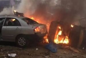 One dead as gas explodes in Lagos