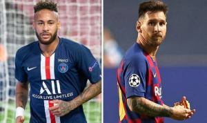 PSG set to sign Messi after Neymar's request