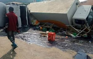 Trucks crush six to death after brake failure in Ondo