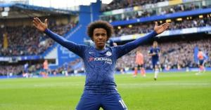 EPL: Willian gets three-year deal as Arsenal lay off 55 staff