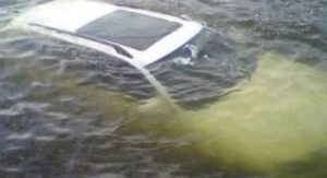 Many feared dead as bus plunges into Ebonyi river