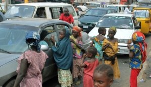 648 Beggars arrested for street begging in Kano