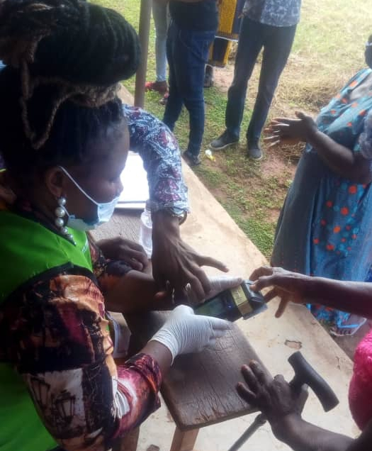 EdoDecides2020: Card readers malfunction in two LGAS