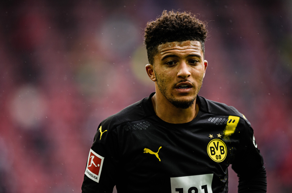 Dortmund reject Man Utd's 100m euro offer for Sancho