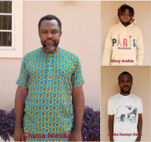 Three fraudsters bag jail terms in Sokoto (Photo)