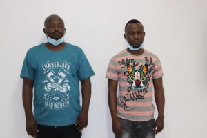 Two Nigerians arrested by INTERPOL fo‎r ‎€14.7 million COVID-19 scam