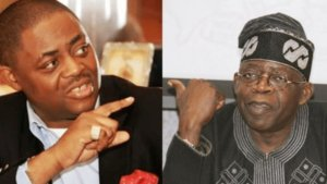 Femi Fani-Kayode blasts Tinubu for failing to stand up to greet Ooni Of Ife at an event (See tweets & video)