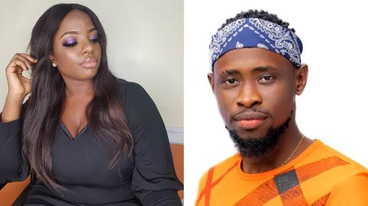 """You are a sore loser"" - Trickytee and Dorathy in war of words over Indomie challenge"