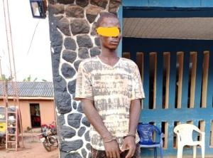 Pastor kills native doctor with a machete for hindering his  financial progress