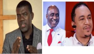 Daddy Freeze is not a bastard, I know his parent – Reno Omokri faults Pastor Ibiyeomie