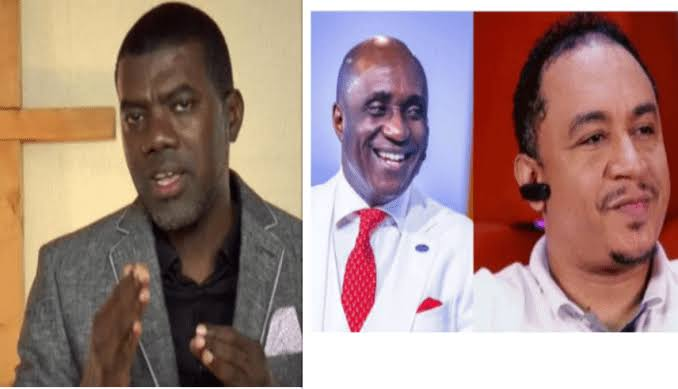 , Daddy Freeze is not a bastard, I know his parent – Reno Omokri faults Pastor Ibiyeomie, Effiezy - Top Nigerian News & Entertainment Website