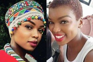 Three men arrested for alleged murder of South Africa Actress Thandeka Mdeliswa