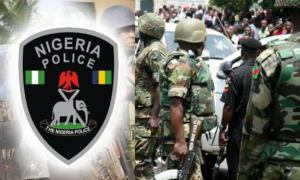 Couple, 2 others arrested with human skull in Ogun