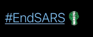 End SARS: Twitter crashes, returns with emoji for online campaign