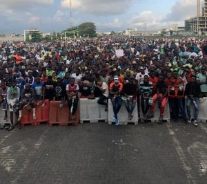 Sanwo-Olu apologises after soldiers shot Lekki protesters, condemns attack