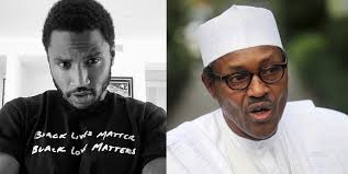 """""""The people say you are full of shit"""" – American Singer, Trey Songz blasts President Buhari"""