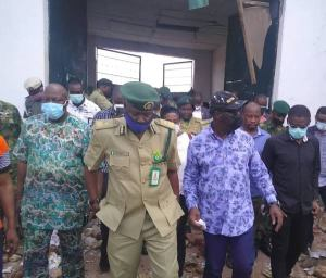 End SARS: Obaseki gives escaped inmates ultimatum to return