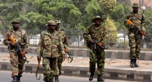 Tension heightens in Orlu as Nigerian govt deploys over 400 soldiers, Tension heightens in Orlu as Nigerian govt deploys over 400 soldiers, Effiezy - Top Nigerian News & Entertainment Website