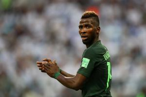 NFF, Leicester City celebrate Kelechi Iheanacho at 24