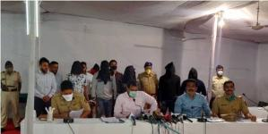 India police arrest 4 Nigerians, one Indian for online fraud