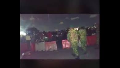 Nigerian Army denies involvement in Lekki Toll Gate shooting despite clear video evidence all over