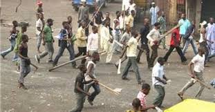 Properties destroyed as Hausa, Yoruba youths clash in Lagos