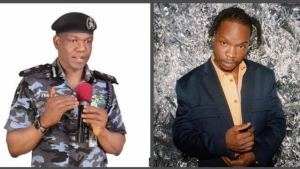 Police can't end SARS, Frank Mba tells Naira Marley