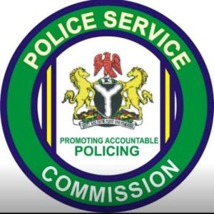 Police Service Commission to dismiss officers who abandon duty posts