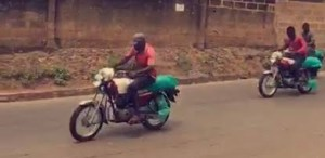 Hoodlums invade Senator Folarin's house in Ibadan, carted away brand new motorcycles and several others (video)