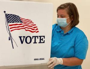 Coronavirus Pandemic Takes Center Stage in U.S as Election Campaign Enters Final Weekend