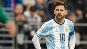 My goal now is to win World Cup —Messi