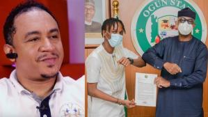 "BBNaija: ""Laycon deserves everything gifted to him""- Daddy Freeze blasts Gov Abiodun's critics"