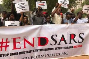 #EndSARS earns top spot in global trends