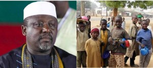 Almajiris should be treated as our own children, they are human beings – Okorocha