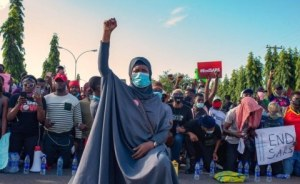 EndSARS: Youths threaten second wave of protest from monday over freezing of acct of endsars promoters