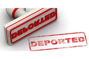 32 Nigerians deported from Germany