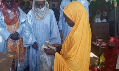 FG Commences Disbursement Of N20,000 Grant To Women In Rural Areas