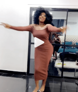 Ini Edo reflects about 2020 so far in dance video (Watch)