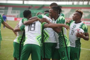 Super Eagles disappoint in 4-4 draw with Sierra Leone in Benin